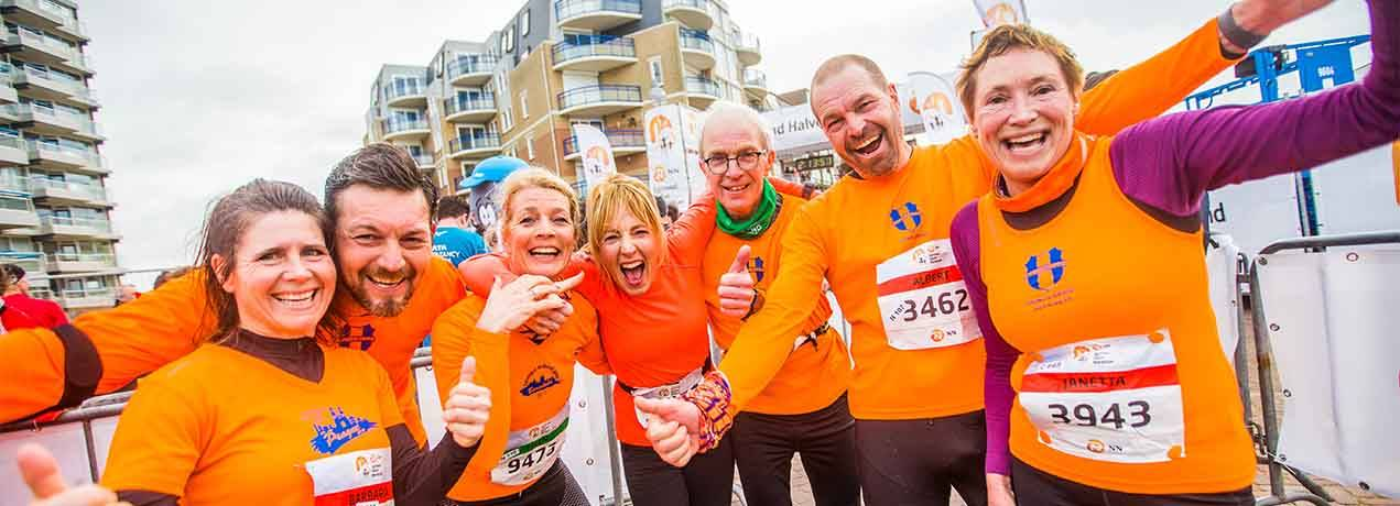 Businessloop Egmond Halve Marathon