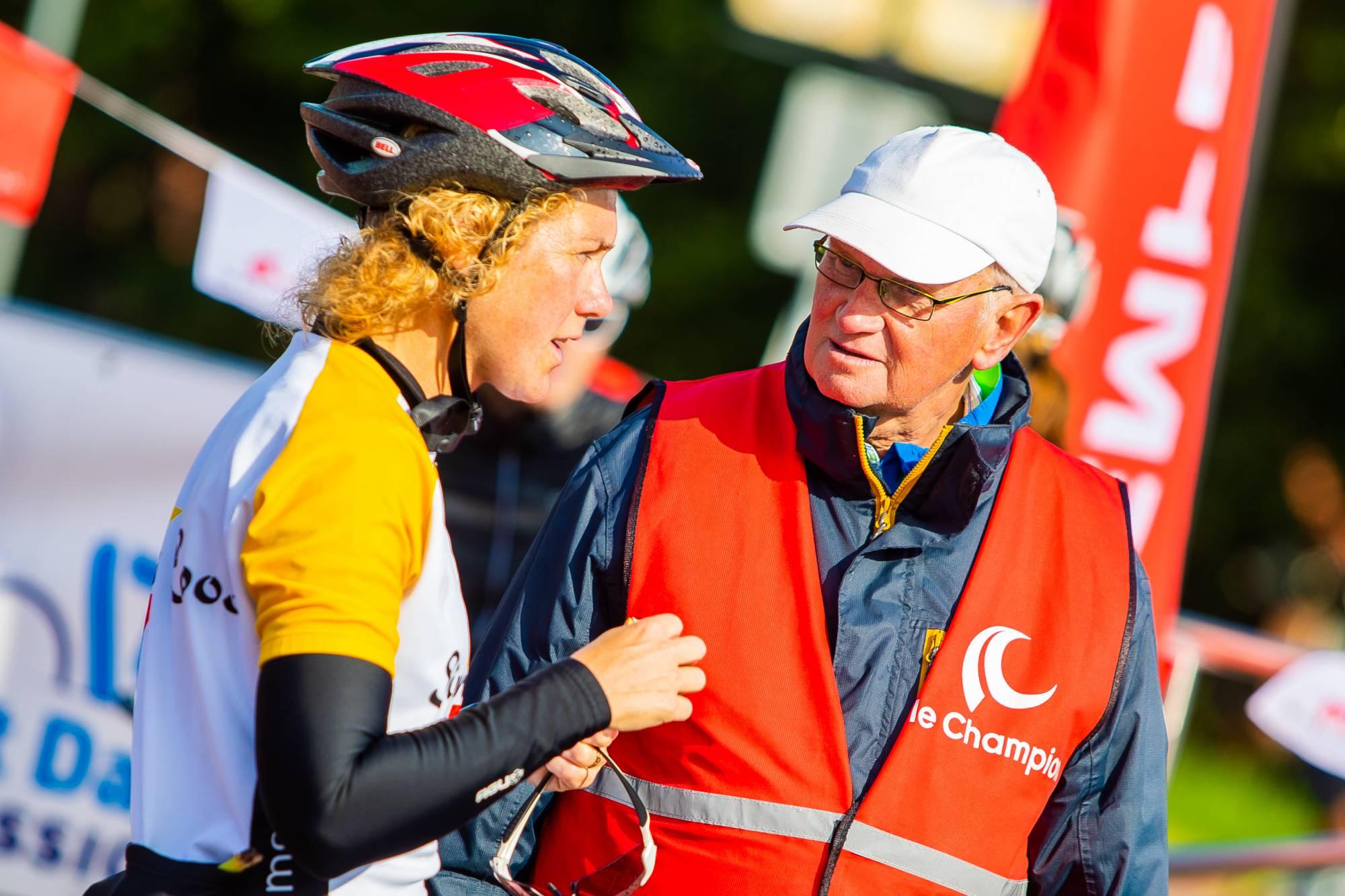 Vrijwilliger Le Champion - Ronde van de Westfriese Omringdijk